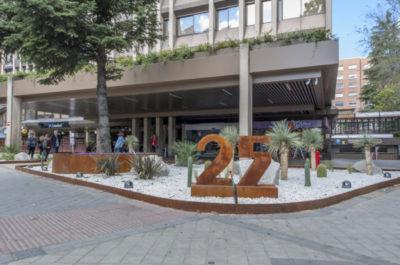 Edificio de Oficinas Foxá 25