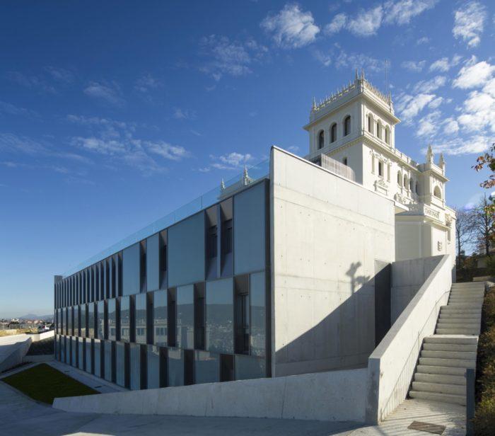 Colegio Mayor Jaizkibel