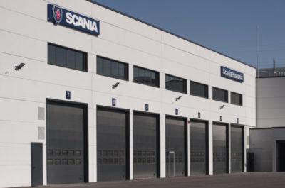 Sede Scania