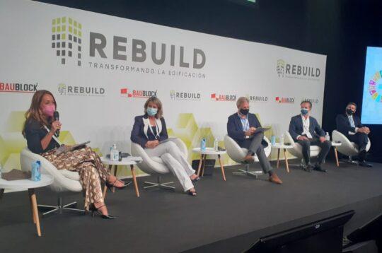 Defendemos la construcción colaborativa en Rebuild