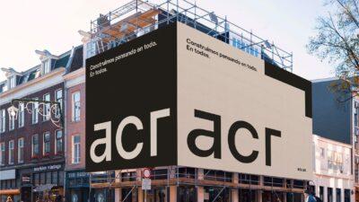 ACR cambia su marca para trasladar su esencia