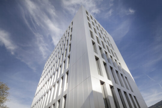 ACR implanta en España el sistema industrializado híbrido de madera de Cree Buildings